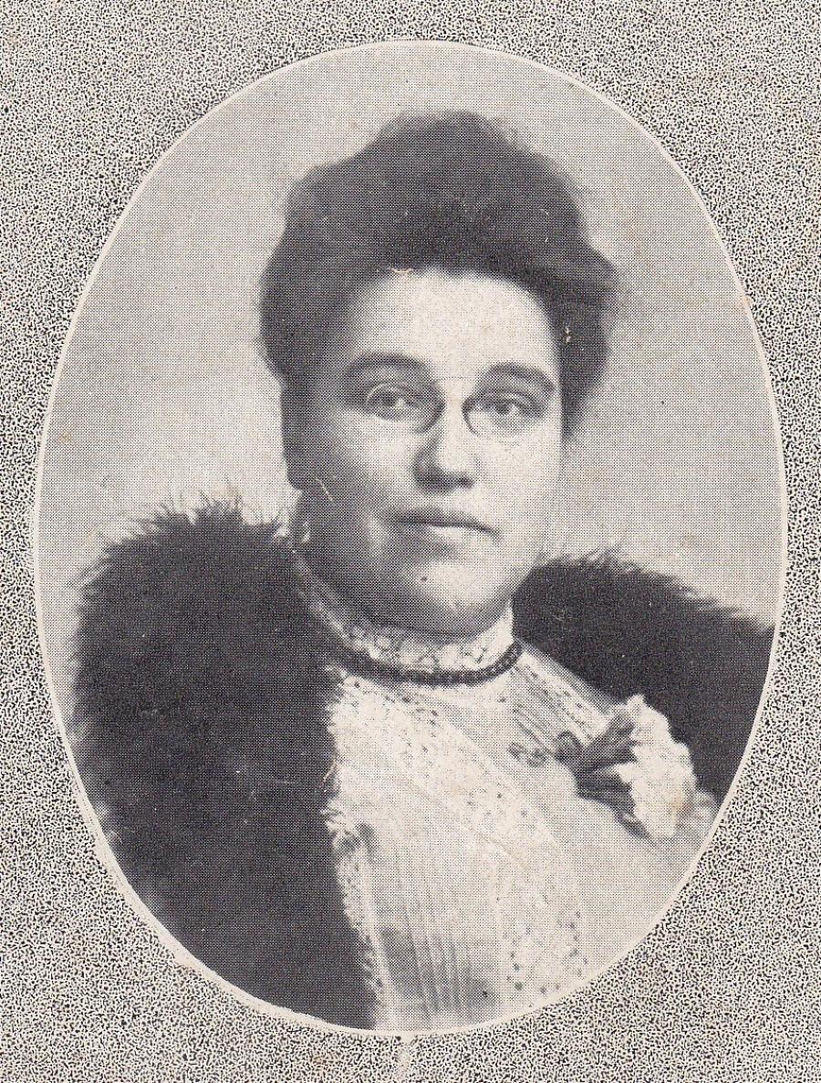 OSÓRIO, Ana de Castro (1872-1935)